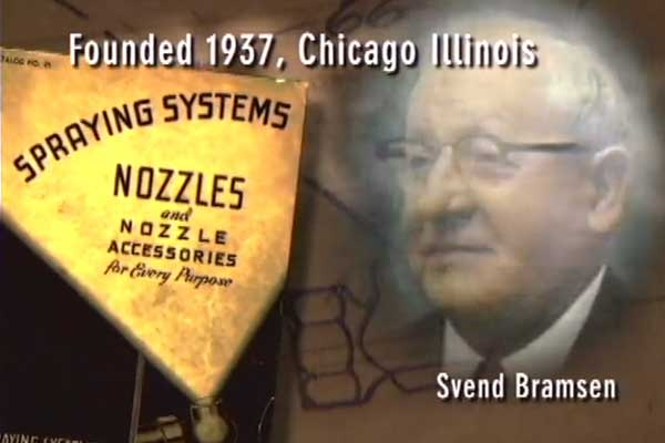Spraying Systems History Program Update 2004